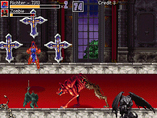 Castlevania Symphony Of Destruction