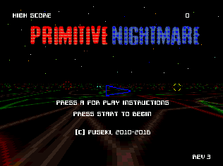 Primitive Nightmare