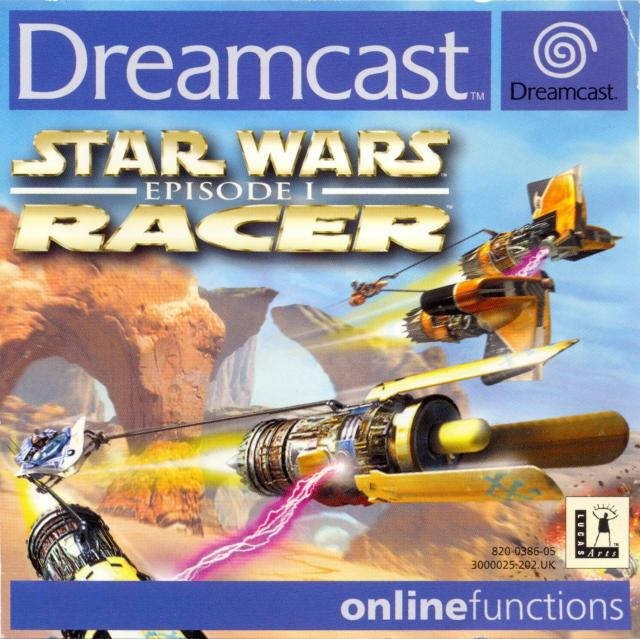 Adaptación Star Wars Racer (v2)